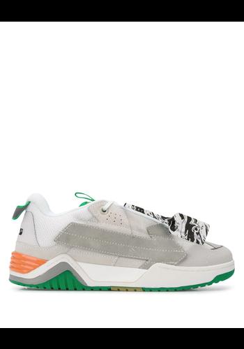 OFF-WHITE skate sneaker white