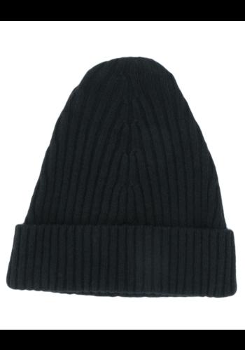 MAISON MARGIELA black wool hat