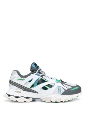 REEBOK dmx trail shadow white utility beige bottle green