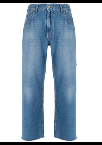 MM6 MAISON MARGIELA 5 pocket denim pants