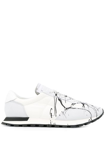 MAISON MARGIELA painted runners white