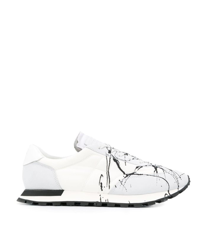 PAINTED RUNNERS WHITE