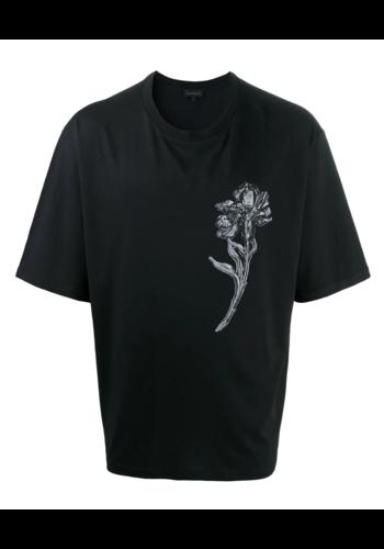 ANN DEMEULEMEESTER t-shirt jersey jerry black