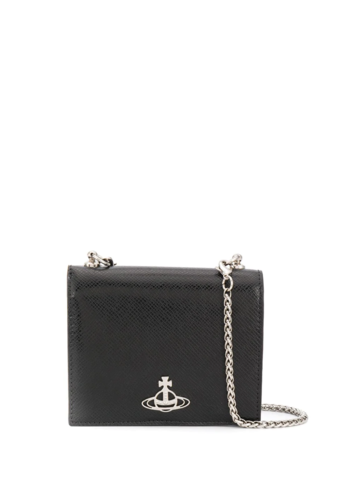 VIVIENNE WESTWOOD sofia carf case with chain