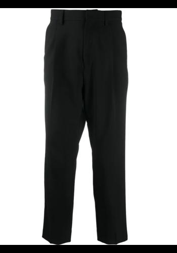 ANN DEMEULEMEESTER trousers waldo black