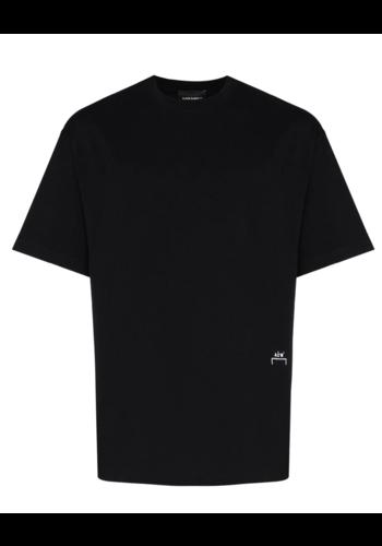 A-COLD-WALL* classic logo t-shirt black