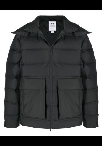 Y-3 classic puffy jacket black
