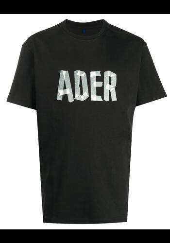 ADER ERROR t-shirt front print black