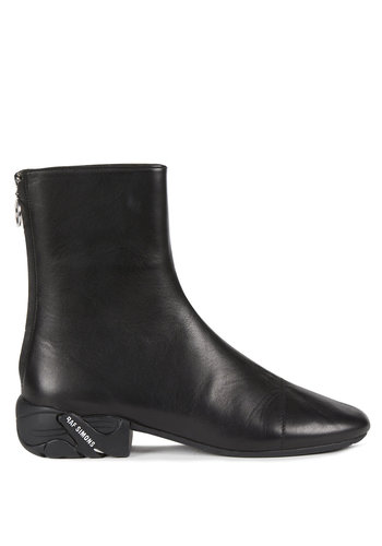 RAF SIMONS solaris-2 high runner black boots