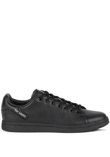RAF SIMONS orion runner black sneakers