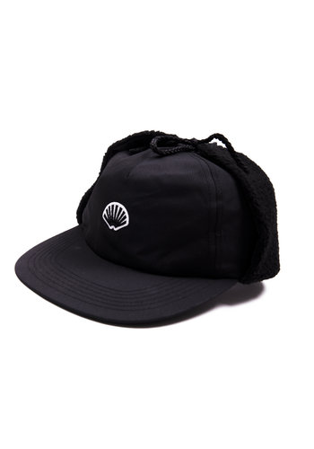 NEW AMSTERDAM SURFASSOCIATION double up cap black