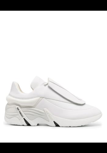 RAF SIMONS antei runner white sneakers