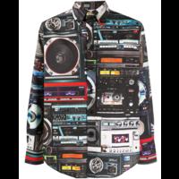 RADIO PRINT SHIRT MULTICOLOR