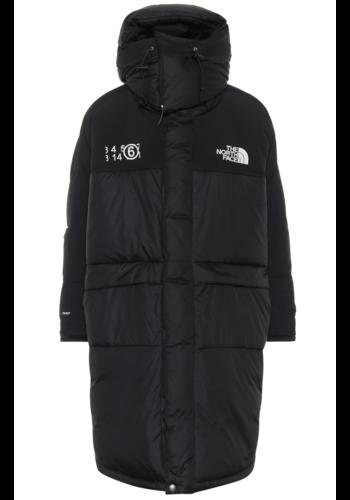 MM6 MAISON MARGIELA northface collab 'nuptse circle' down jacket black