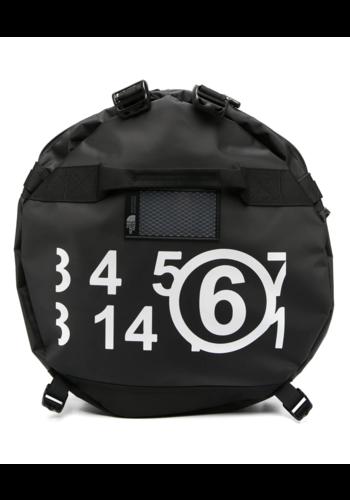 MM6 MAISON MARGIELA northface collab 'circle base camp' backpack black