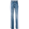 MAISON MARGIELA DENIM two-tone LIGHT BLUE