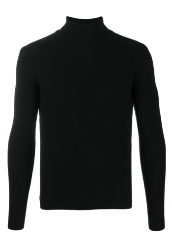 ADER ERROR turtleneck basic black