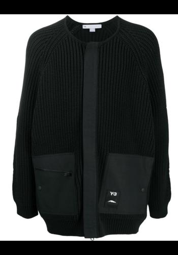 Y-3 knit cardigan