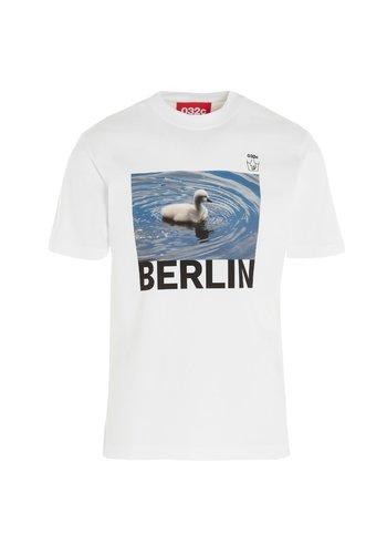 032C t-shirt berlin duck white
