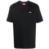 032C T-SHIRT SKELETON BACKPRINT BLACK