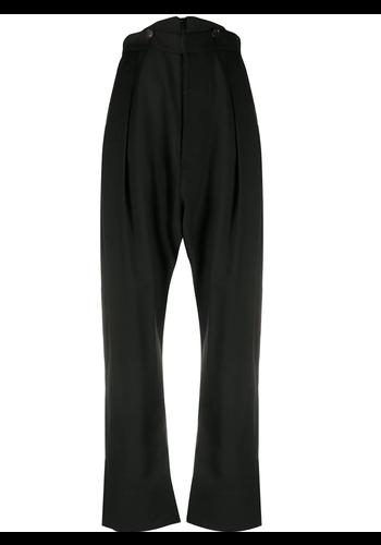 VIVIENNE WESTWOOD corset trousers black