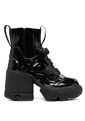 MAISON MARGIELA maison margiela x reebok hybrid boot black