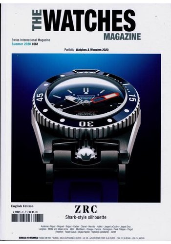 THE WATCHES MAGAZINE issue 62