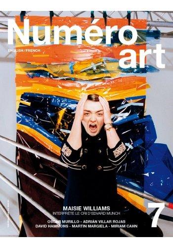 NUMÉRO ART issue 7