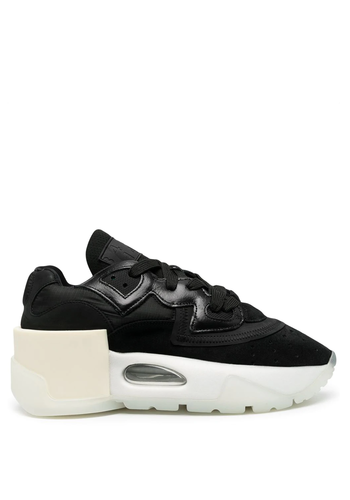 MM6 MAISON MARGIELA platform sneakers black