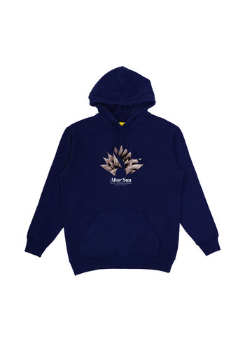 NEW AMSTERDAM SURFASSOCIATION after sun hoodie navy