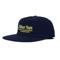 AFTER SUN CAP NAVY