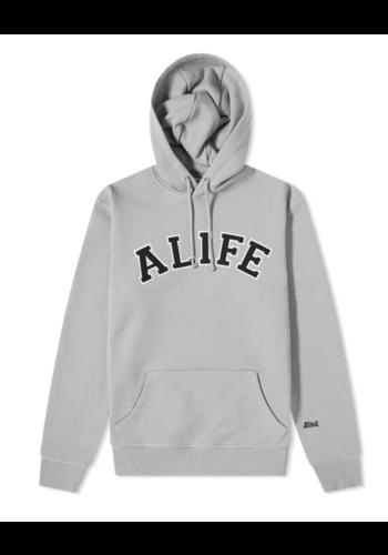 ALIFE collegiate hoodie heather grey