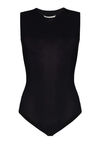 MAISON MARGIELA sleeveless technical body black