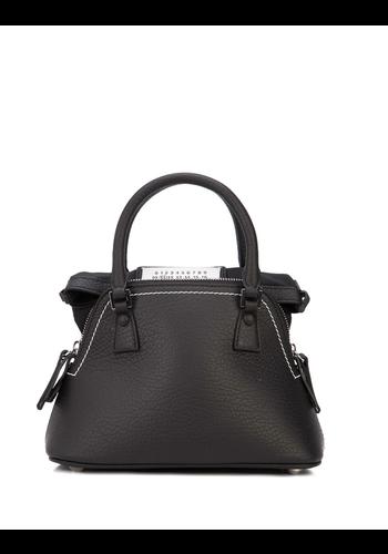 MAISON MARGIELA 5ac micro black/bright bag