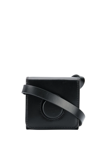 LEMAIRE mini camera bag black