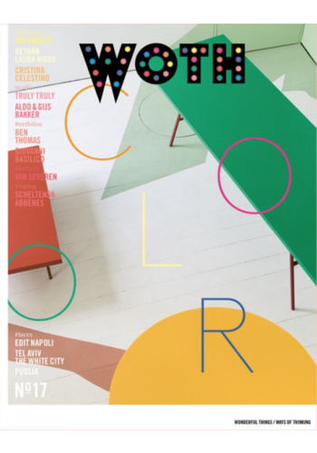 WOTH DESIGN issue 17