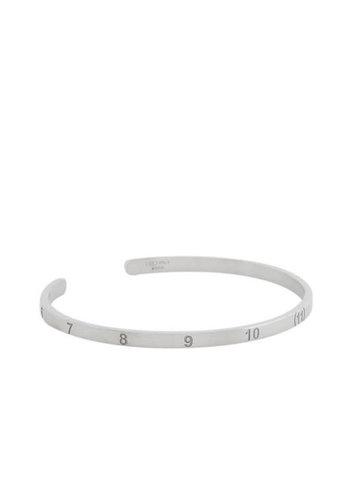 MAISON MARGIELA numbers slim bracelet