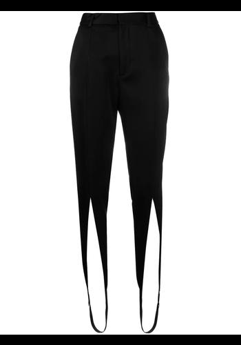 Y/PROJECT stirrup pants black