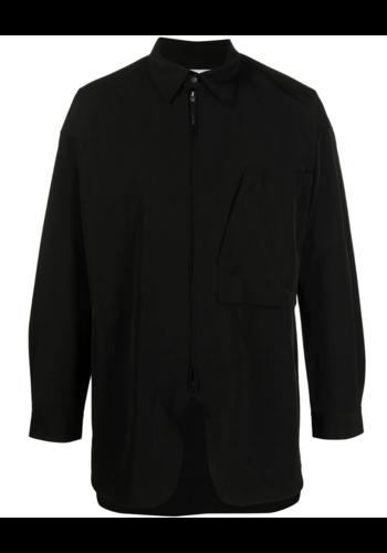 Y-3 ripstop shirt black