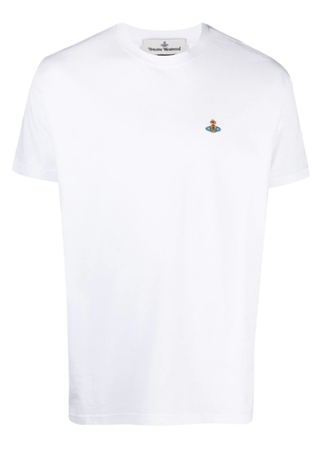 VIVIENNE WESTWOOD classic t-shirt white