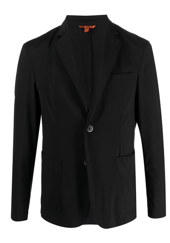 BARENA jacket borgo black