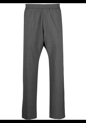 BARENA pantalon bativoga grigio