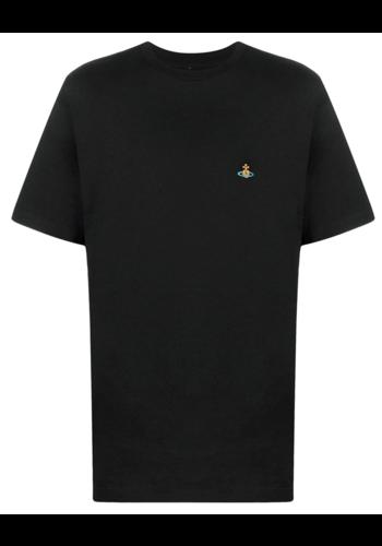 VIVIENNE WESTWOOD classic t-shirt black
