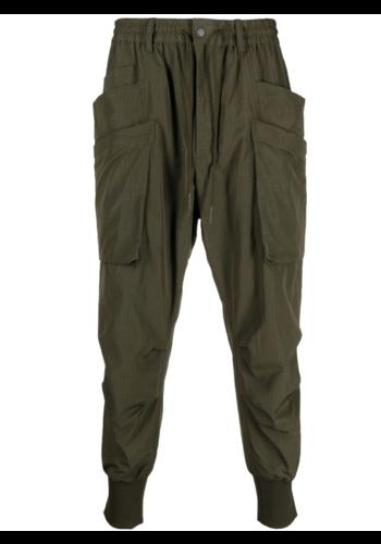 Y-3 ripstop pants khaki