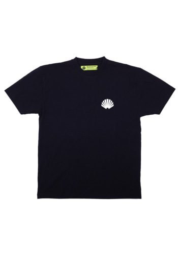 NEW AMSTERDAM SURFASSOCIATION logo tee black
