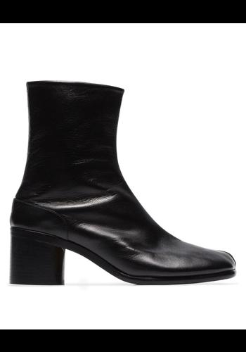 MAISON MARGIELA tabi ankle boot black