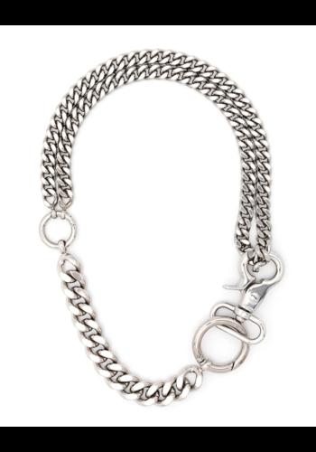 MM6 MAISON MARGIELA chain silver