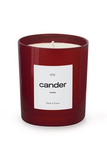 CANDER candle fête