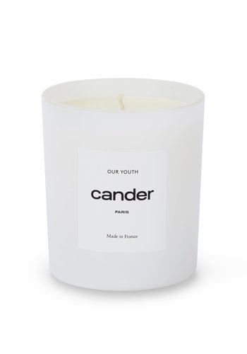 CANDER candle our youth