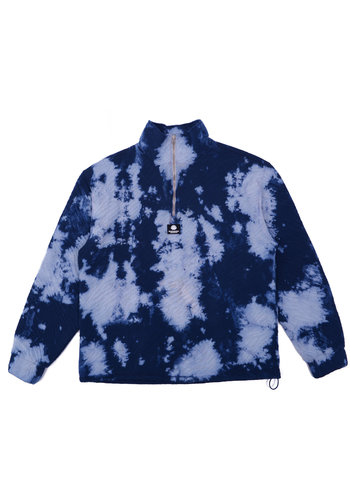 NEW AMSTERDAM SURFASSOCIATION waves half zip